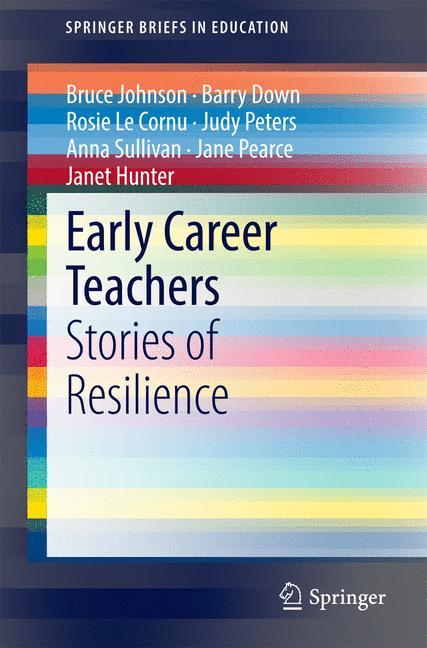 Cover of 'Early Career Teachers'