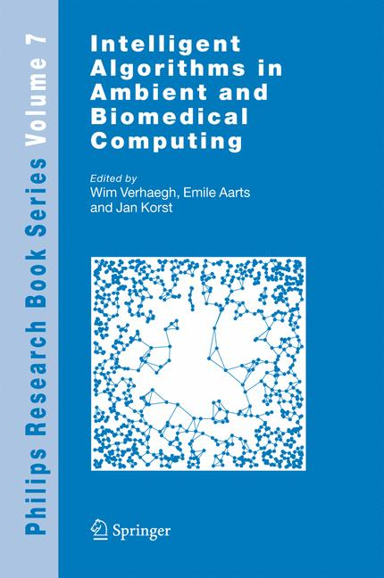 Cover of 'Intelligent Algorithms in Ambient and Biomedical Computing'