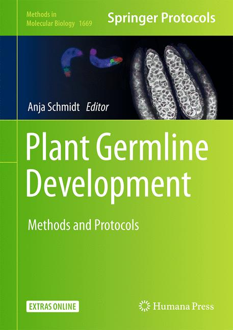 Cover of 'Plant Germline Development'