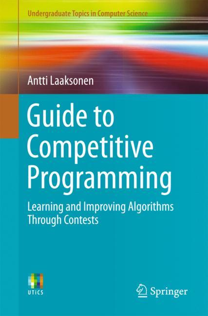 Cover of 'Guide to Competitive Programming'