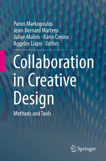 Cover of 'Collaboration in Creative Design'