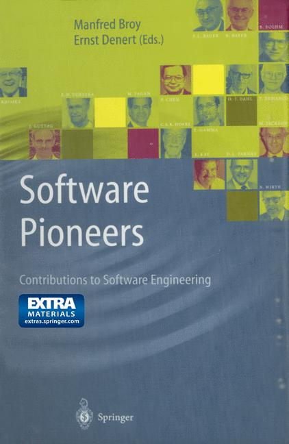 Cover of 'Software Pioneers'