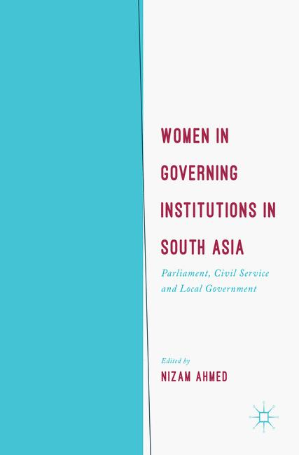 Cover of 'Women in Governing Institutions in South Asia'