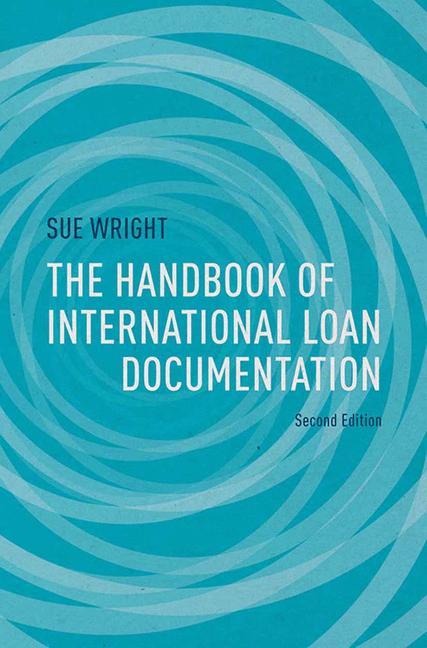 Cover of 'The Handbook of International Loan Documentation'