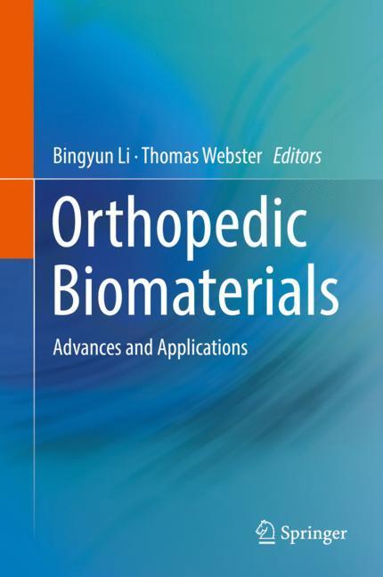 Cover of 'Orthopedic Biomaterials'