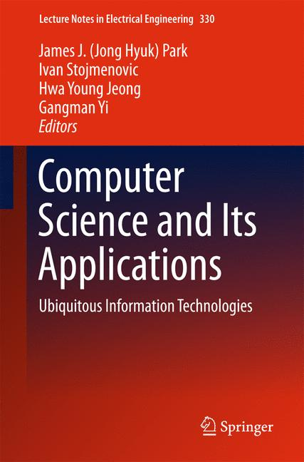 Cover of 'Computer Science and its Applications'