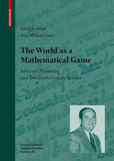 Cover of 'The World as a Mathematical Game'