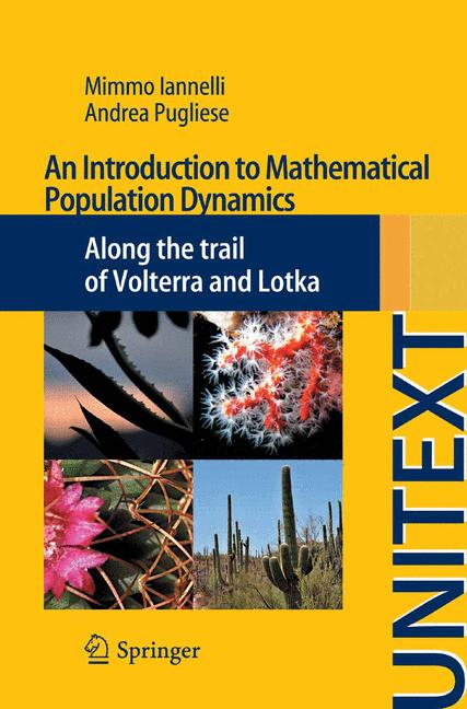Cover of 'An Introduction to Mathematical Population Dynamics'