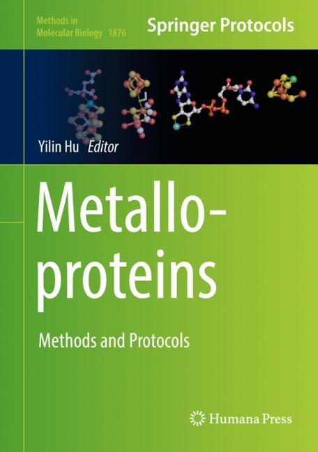 Cover of 'Metalloproteins'