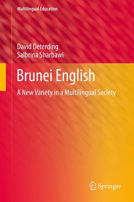 Cover of 'Brunei English'