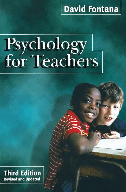 Cover of 'Psychology for teachers'