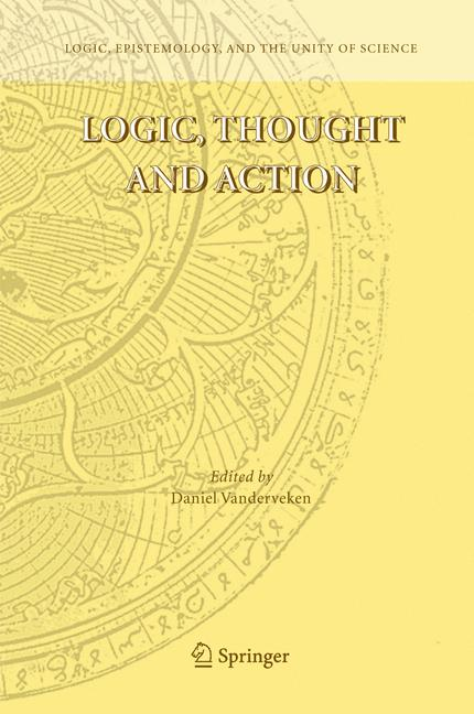 Cover of 'Logic, Thought and Action'