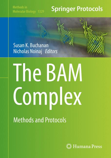 Cover of 'The BAM Complex'
