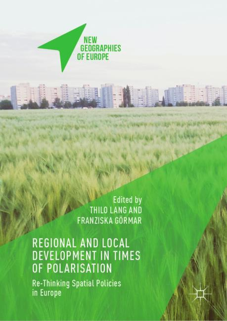 Cover of 'Regional and Local Development in Times of Polarisation'