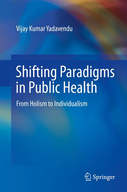 Cover of 'Shifting Paradigms in Public Health'