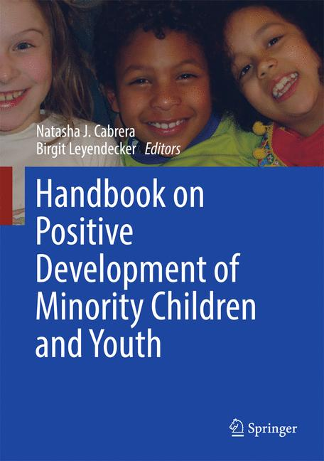 Cover of 'Handbook on Positive Development of Minority Children and Youth'