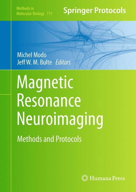 Cover of 'Magnetic Resonance Neuroimaging'