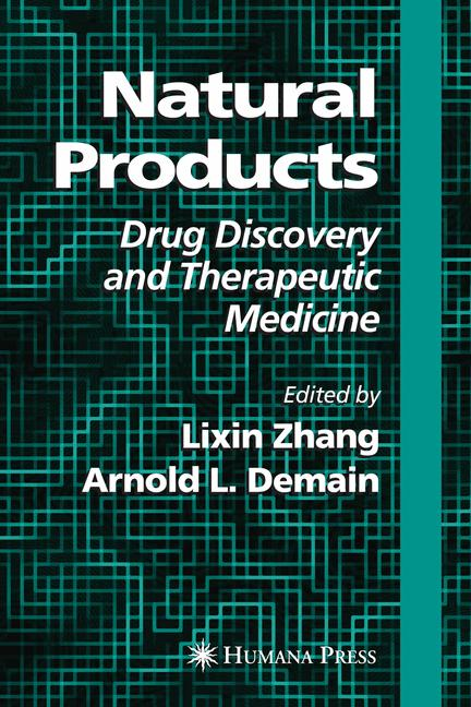 Cover of 'Natural Products'