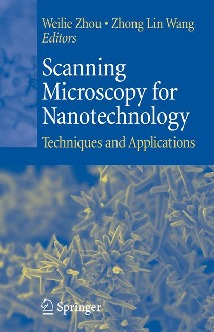 Cover of 'Scanning Microscopy for Nanotechnology'