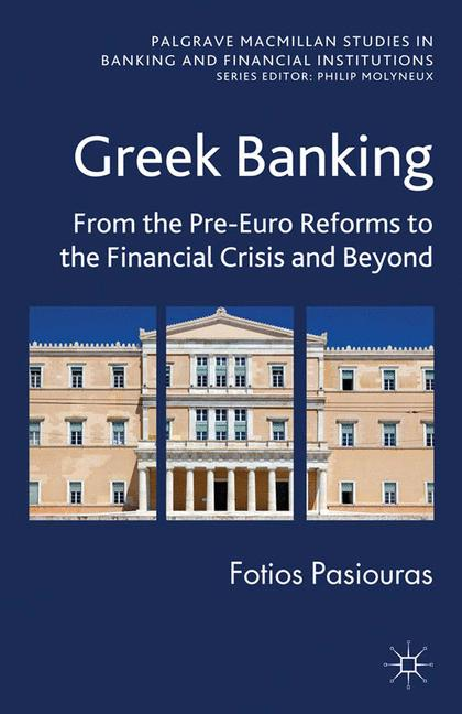 Cover of 'Greek Banking'