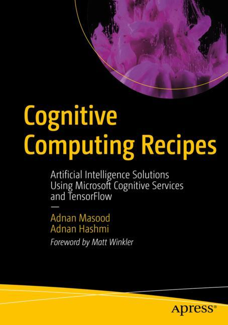 Cover of 'Cognitive Computing Recipes'