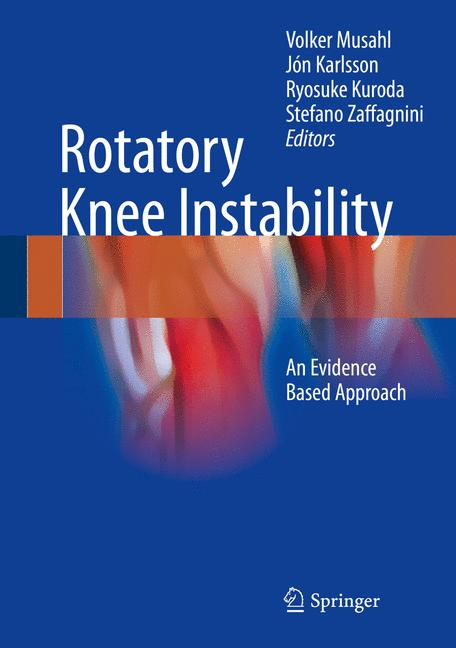 Cover of 'Rotatory Knee Instability'