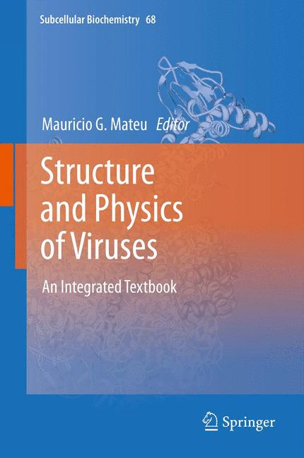 Cover of 'Structure and Physics of Viruses'