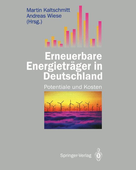Cover of 'Erneuerbare Energieträger in Deutschland'
