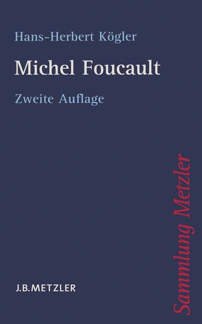 Cover of 'Michel Foucault'