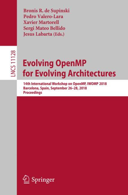 Cover of 'Evolving OpenMP for Evolving Architectures'