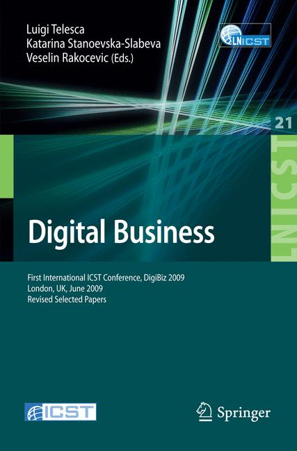 Cover of 'Digital Business'
