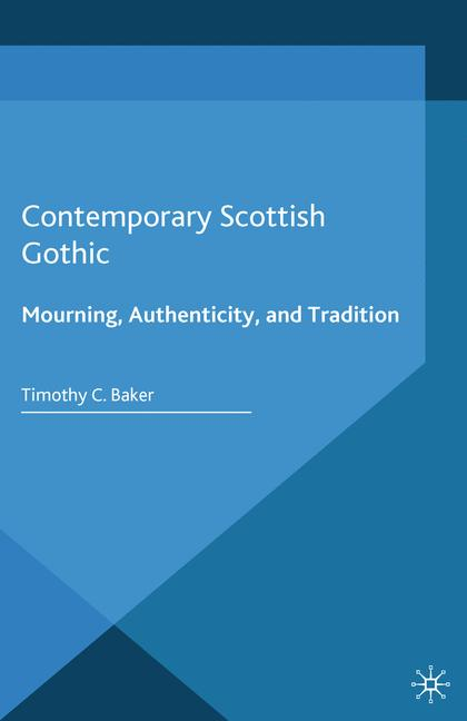 Cover of 'Contemporary Scottish Gothic'