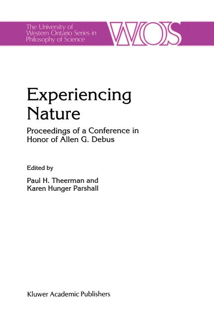 Cover of 'Experiencing Nature'