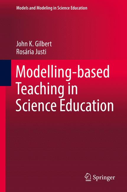 Cover of 'Modelling-based Teaching in Science Education'