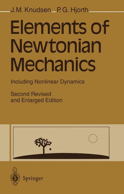 Cover of 'Elements of Newtonian Mechanics'