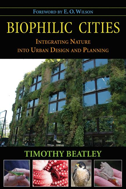 Cover of 'Biophilic Cities'
