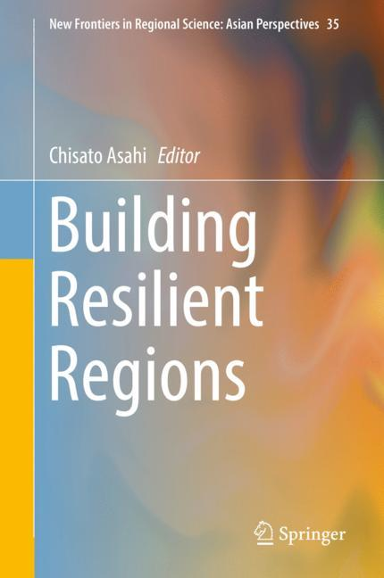 Cover of 'Building Resilient Regions'