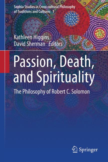 Cover of 'Passion, Death, and Spirituality'