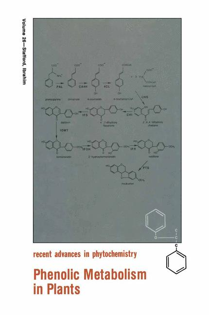 Cover of 'Phenolic Metabolism in Plants'