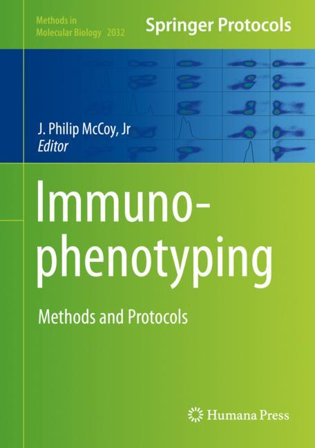Cover of 'Immunophenotyping'