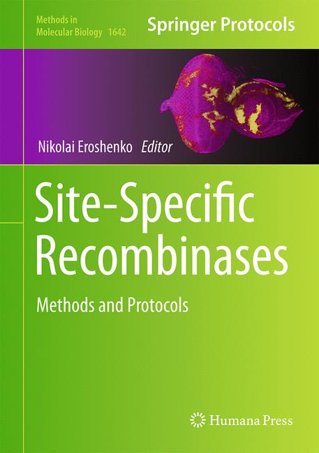 Cover of 'Site-Specific Recombinases'