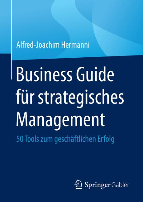 Cover of 'Business Guide für strategisches Management'