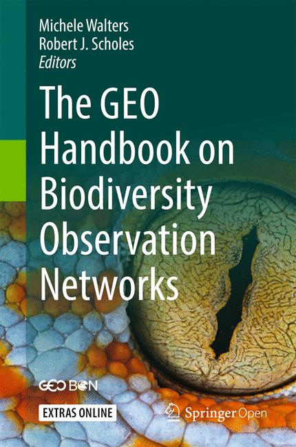 Cover of 'The GEO Handbook on Biodiversity Observation Networks'
