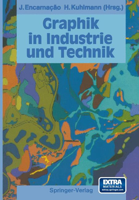 Cover of 'Graphik in Industrie und Technik'