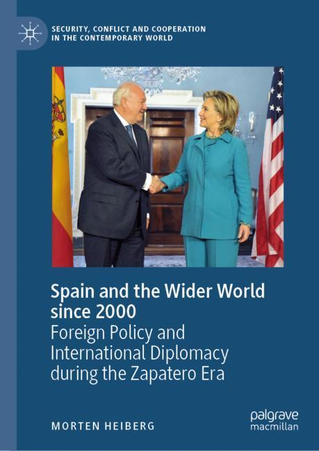 Cover of 'Spain and the Wider World since 2000'