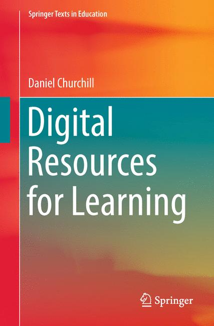 Cover of 'Digital Resources for Learning'