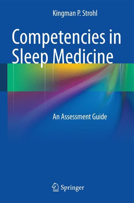 Cover of 'Competencies in Sleep Medicine'