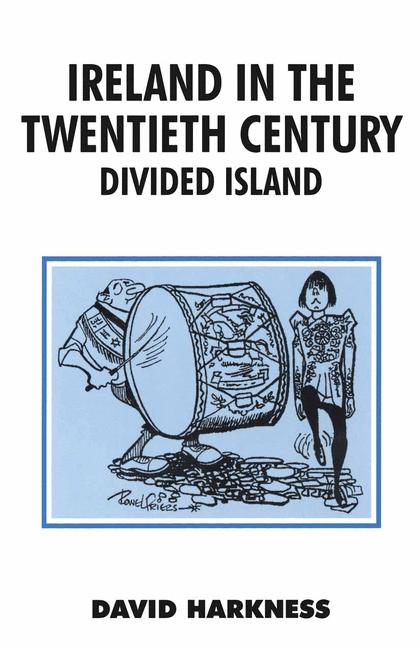 Cover of 'Ireland in the twentieth century : divided island'