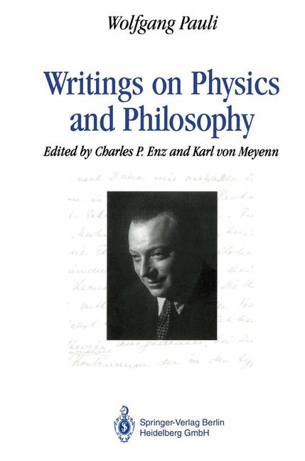 Cover of 'Writings on physics and philosophy'