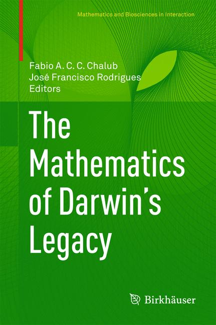 Cover of 'The Mathematics of Darwin's Legacy'